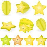 Carambola Royalty Free Stock Photography