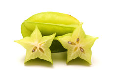 Carambola Stock Photo