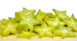 Carambola Royalty Free Stock Photos