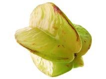 Carambola do Averrhoa. Fruta exótica. Fotografia de Stock