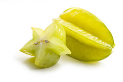 Carambola fruit Royalty Free Stock Photography