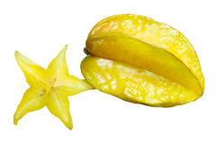 Carambola Fruit Stock Photos