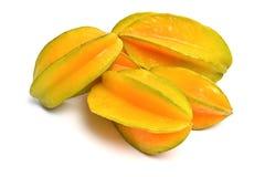 Carambola fruit Stock Photo