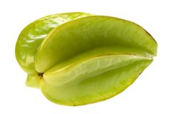 Carambola Macro Stock Photos