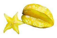 carambola owoc Zdjęcia Stock