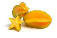Carambola owoc Fotografia Stock