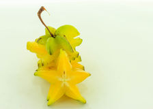 Carambola. Is a plant that Thailand used as herbal treatment of diseases and Good health Stock Photo