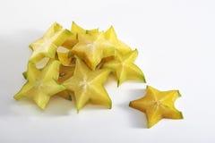 Carambola slices Royalty Free Stock Photography
