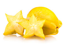 Carambola - star fruit Royalty Free Stock Photography