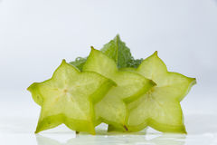 Carambola star fruit Royalty Free Stock Images