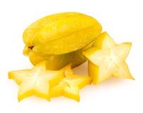 Carambola - star fruit Stock Image