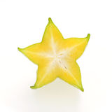 Carambola, star fruit Royalty Free Stock Image