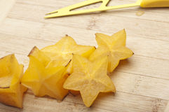 Carambola Starfruit Royalty Free Stock Image