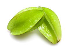 Carambola or Starfruit Royalty Free Stock Photos