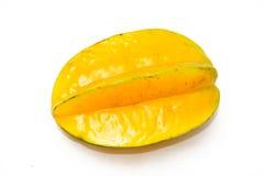 Carambola, Starfruit Lizenzfreie Stockbilder
