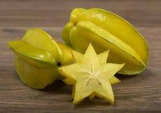 Carambola - starfruit Obrazy Stock
