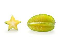 Carambola, sterfruit Royalty-vrije Stock Foto's