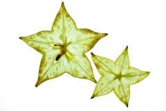 Carambolier Starfruit Image stock