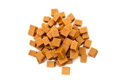 Caramel Photographie stock libre de droits