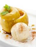 Caramel Apple Royalty Free Stock Photo