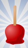 Caramel apple Stock Images