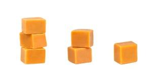Caramel candy Stock Photography