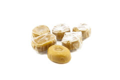 Caramel candy Royalty Free Stock Photo