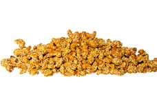 Caramel Cashew Sesame Royalty Free Stock Photo