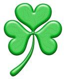 Caramel clover stock image