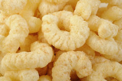 Caramel corn Stock Photo