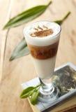 Caramel de café Photographie stock libre de droits