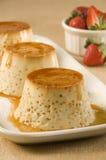 Caramel Flan Stock Images
