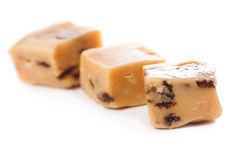 Caramel heap Stock Photography