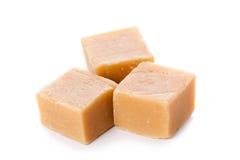 Caramel heap Royalty Free Stock Photos