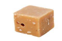 caramel isolerade sötsaker Royaltyfri Bild