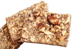 Free Caramel Nut Crunch Cookies Stock Photography - 9414982