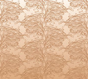 Caramel pattern. Stock Photography