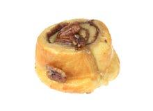 Caramel Pecan Roll Stock Photography