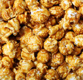 Caramel pop corn Royalty Free Stock Photo