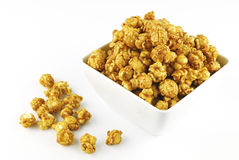 Free Caramel Popcorn Stock Photo - 43676900