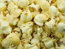 Caramel Popcorn. For a background Royalty Free Stock Photography