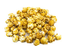 Caramel Popcorn Royalty Free Stock Photos
