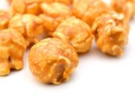 Caramel popcorn Royalty Free Stock Images