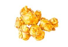 Caramel popcorn Royalty Free Stock Photos