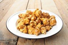 Caramel popcorn Royalty Free Stock Photography