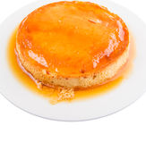 Caramel Pudding III Royalty Free Stock Photography