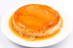 Caramel Pudding VII Royalty Free Stock Image