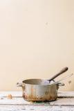 Caramel sauce Stock Image
