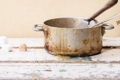 Caramel sauce Royalty Free Stock Photography