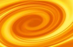 Caramel swirl background Royalty Free Stock Image
